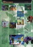 Scan of the preview of Looney Tunes: Space Race published in the magazine GamePro 119, page 1