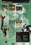 Scan de la preview de Harrier 2001 paru dans le magazine GamePro 119