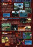 Scan de la preview de Harrier 2001 paru dans le magazine GamePro 121