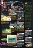 Scan of the review of Extreme-G published in the magazine GamePro 111