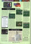 Scan of the walkthrough of Madden 64 published in the magazine GamePro 111, page 3
