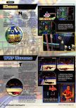 Scan of the preview of WWF War Zone published in the magazine Ultra Game Player 01