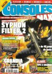 Cover scan of magazine Consoles Max  10
