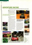 Scan of the preview of Beetle Adventure Racing published in the magazine Next Generation 50, page 1