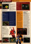 Scan of the walkthrough of Blast Corps published in the magazine 64 Solutions 01, page 3