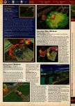 Scan of the walkthrough of Blast Corps published in the magazine 64 Solutions 01, page 4