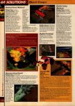 Scan of the walkthrough of Blast Corps published in the magazine 64 Solutions 01, page 5
