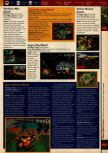 Scan of the walkthrough of Blast Corps published in the magazine 64 Solutions 01, page 6