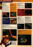 Scan of the walkthrough of Blast Corps published in the magazine 64 Solutions 01, page 7