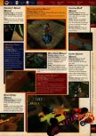 Scan of the walkthrough of Blast Corps published in the magazine 64 Solutions 01, page 8