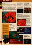 Scan of the walkthrough of Blast Corps published in the magazine 64 Solutions 01, page 9