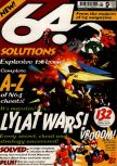 Cover scan of magazine 64 Solutions  01