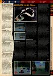 Scan of the walkthrough of Mario Kart 64 published in the magazine 64 Solutions 01, page 10