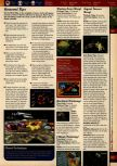Scan of the walkthrough of Blast Corps published in the magazine 64 Solutions 01, page 2