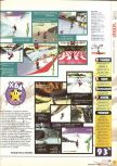 Scan of the review of 1080 Snowboarding published in the magazine X64 13