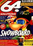 Cover scan of magazine 64 Solutions  04