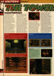 Scan of the walkthrough of Quake published in the magazine 64 Solutions 05, page 41