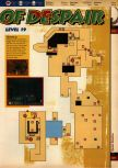 Scan of the walkthrough of Quake published in the magazine 64 Solutions 05, page 42