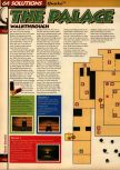 Scan of the walkthrough of Quake published in the magazine 64 Solutions 05, page 45