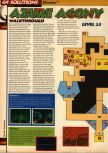 Scan of the walkthrough of Quake published in the magazine 64 Solutions 05, page 49