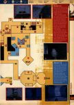 Scan of the walkthrough of Quake published in the magazine 64 Solutions 05, page 50