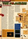 Scan of the walkthrough of Quake published in the magazine 64 Solutions 05, page 51