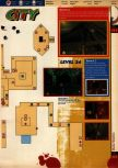 Scan of the walkthrough of Quake published in the magazine 64 Solutions 05, page 52