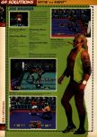 Scan of the walkthrough of WCW vs. NWO: World Tour published in the magazine 64 Solutions 05, page 3