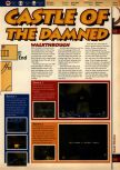 Scan of the walkthrough of Quake published in the magazine 64 Solutions 05, page 9
