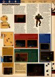 Scan of the walkthrough of Quake published in the magazine 64 Solutions 05, page 13