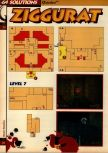 Scan of the walkthrough of Quake published in the magazine 64 Solutions 05, page 17