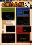 Scan of the walkthrough of Quake published in the magazine 64 Solutions 05, page 20