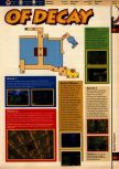 Scan of the walkthrough of Quake published in the magazine 64 Solutions 05, page 22