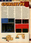 Scan of the walkthrough of Quake published in the magazine 64 Solutions 05, page 26
