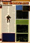 Scan of the walkthrough of Quake published in the magazine 64 Solutions 05, page 27
