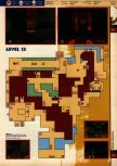 Scan of the walkthrough of Quake published in the magazine 64 Solutions 05, page 28