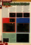 Scan of the walkthrough of Quake published in the magazine 64 Solutions 05, page 29