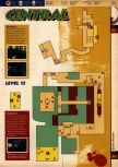 Scan of the walkthrough of Quake published in the magazine 64 Solutions 05, page 30