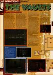 Scan of the walkthrough of Quake published in the magazine 64 Solutions 05, page 31