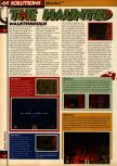 Scan of the walkthrough of Quake published in the magazine 64 Solutions 05, page 39