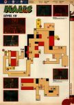 Scan of the walkthrough of Quake published in the magazine 64 Solutions 05, page 40