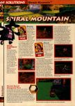 Scan of the walkthrough of Banjo-Kazooie published in the magazine 64 Solutions 06, page 5