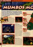 Scan of the walkthrough of Banjo-Kazooie published in the magazine 64 Solutions 06, page 7