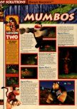 Scan of the walkthrough of Banjo-Kazooie published in the magazine 64 Solutions 06, page 9