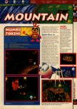 Scan of the walkthrough of Banjo-Kazooie published in the magazine 64 Solutions 06, page 12