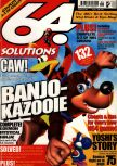 Cover scan of magazine 64 Solutions  06