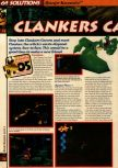 Scan of the walkthrough of Banjo-Kazooie published in the magazine 64 Solutions 06, page 19