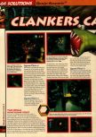 Scan of the walkthrough of Banjo-Kazooie published in the magazine 64 Solutions 06, page 21
