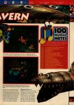 Scan of the walkthrough of Banjo-Kazooie published in the magazine 64 Solutions 06, page 22