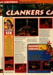 Scan of the walkthrough of Banjo-Kazooie published in the magazine 64 Solutions 06, page 23